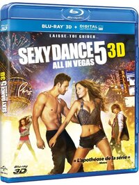[Blu-ray 3D] Sexy Dance 5 : All in Vegas