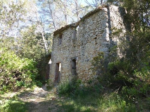Ruines du Vieux Mounoï