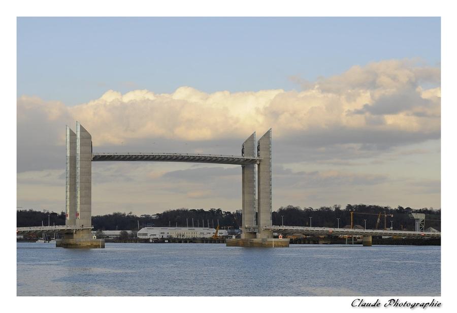 Inauguration du Pont Chaban Delmas - Mars 2013