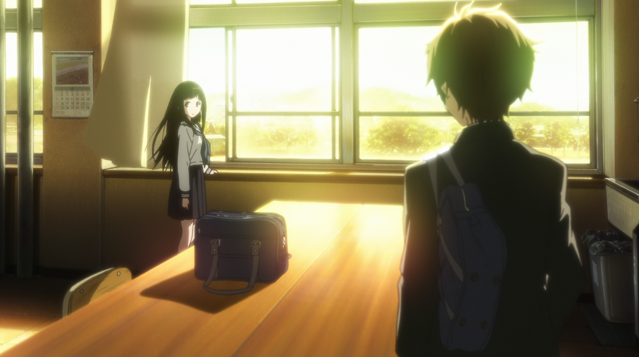 Hyouka Reviews