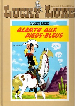 Lucky Luke : Alerte aux Pieds-Bleus - Morris