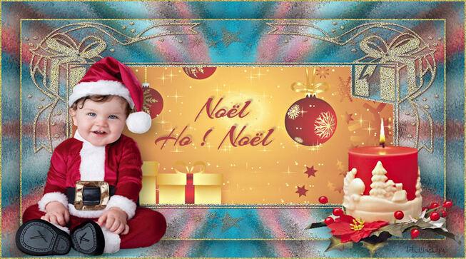 Tuto Noël Oh Noël de Animabelle