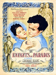 LES ENFANTS DU PARADIS BOX OFFICE ANNUEL FRANCE 1945