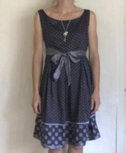robe à pois promod
