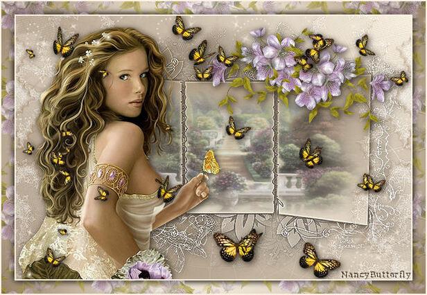 Fantasia Butterfly