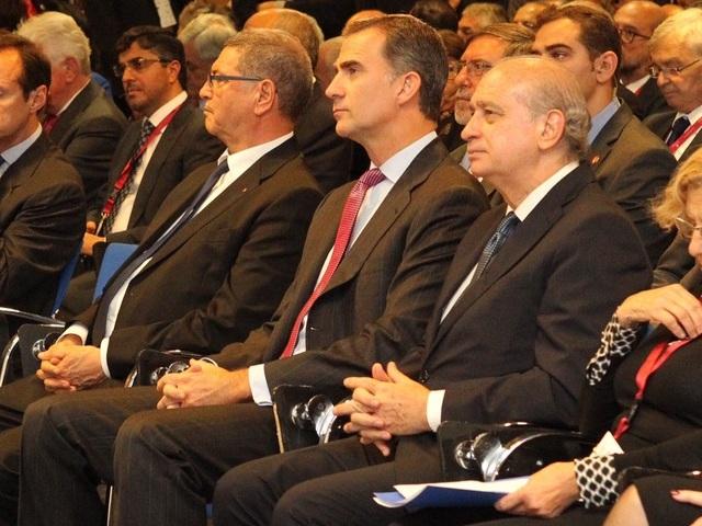 Felipe contre le terrorisme