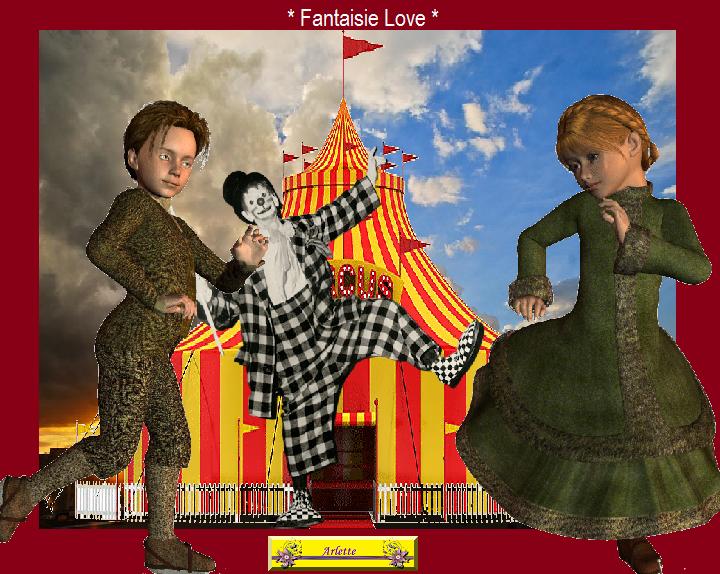 L'histoire de Fantaisie Love