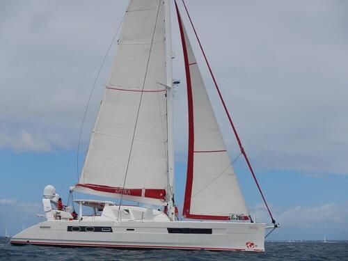 34 th. St. Maarten Heineken Régatta (suite)