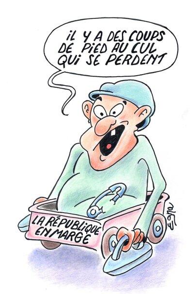 """La France qui marche sur la tête """"acte 11"""" ou comment Macron te la met en douce bien profond!"""