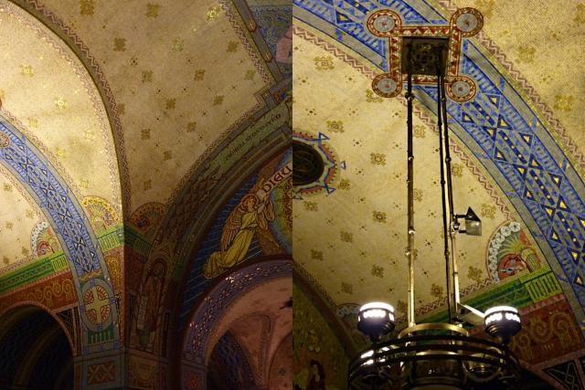 Crypte de la basilique de Lysieux 8 mp1357 2010