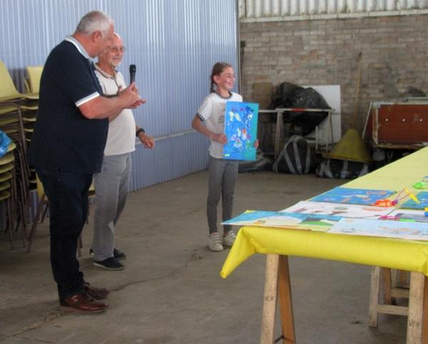 Le Lion's Club Châtillonnais a offert des baptêmes de l'air aux Enfants de l'IME du Petit Versailles
