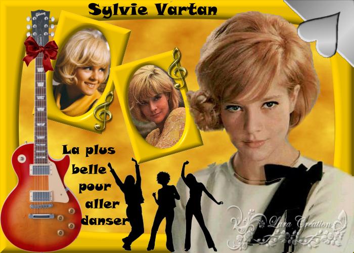 """Sylvie Vartan""""La plus belle pour aller danser"""""""