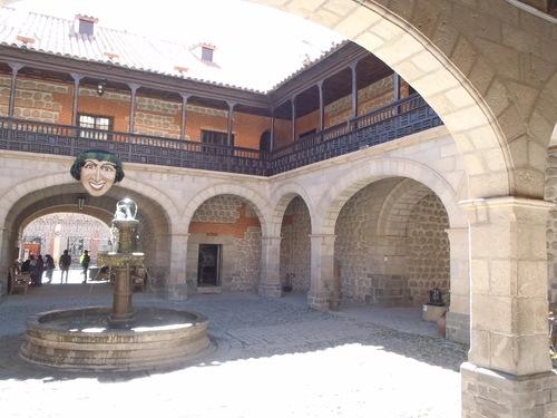 Potosí : belle ville... triste mine