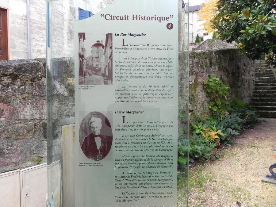 la vielle ville de Terrasson la Villedieu