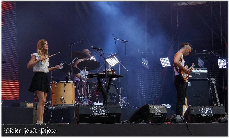 Asaf Avidan / Vieilles Charrues 2013