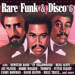 V.A. - Rare Funk & Disco - Vol.6 - Complete CD
