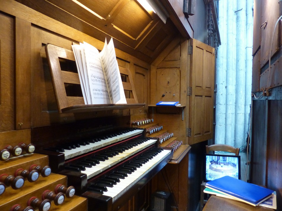 Le Grand Orgue de la Cathédrale d'Amiens (3)