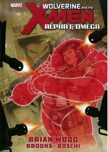 wolverine and the x men alpha omega