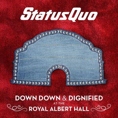 STATUS QUO - Deux nouveaux albums live en Août