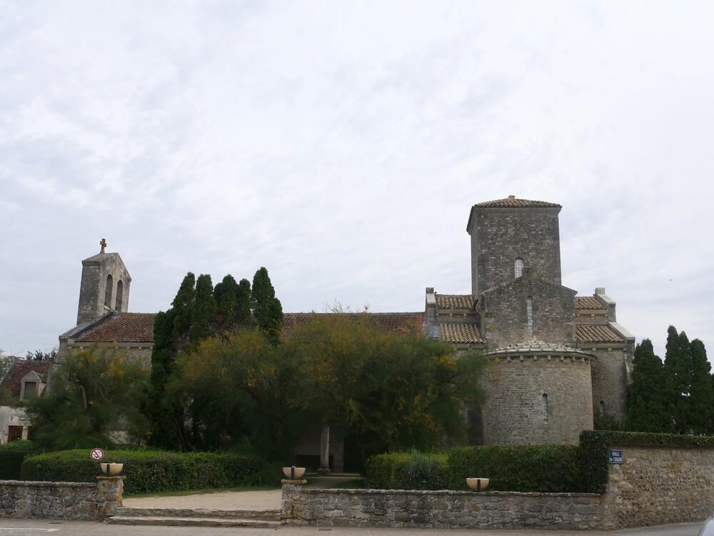 L'oratoire carolingien de Germigny-des-Prés - Loiret