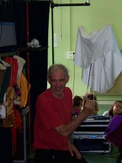 Kasperletheater der Freiburger Puppenbühne