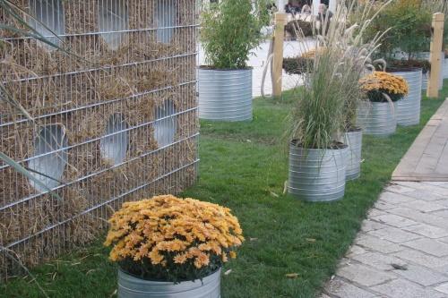 Jardins éphémères de Nancy, 9° édition.