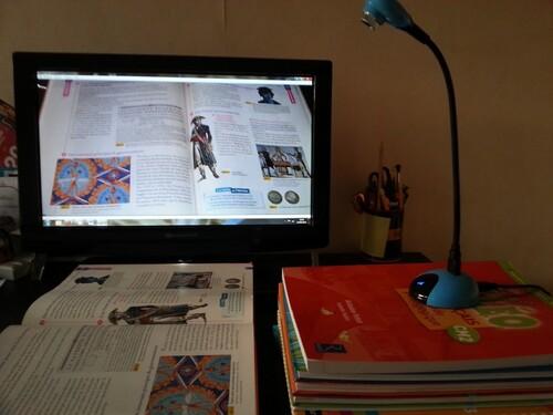 Webcam, visualiseur, appareil photo, film : Hue HD camera