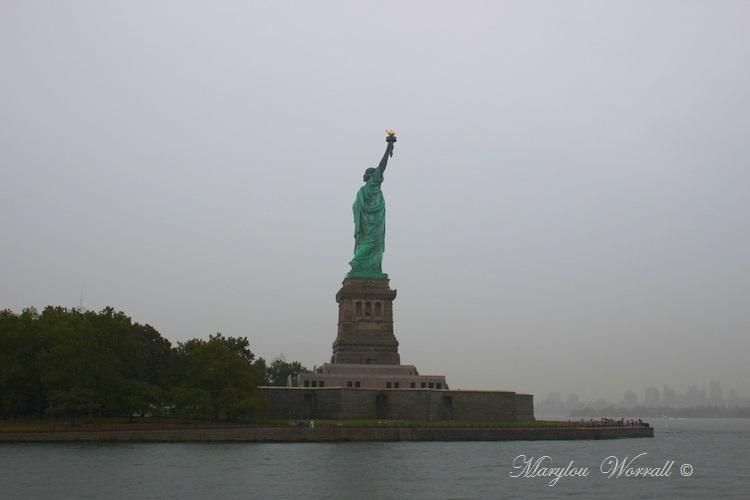 New York : Statue de la liberté