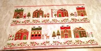 Santa Village CNN