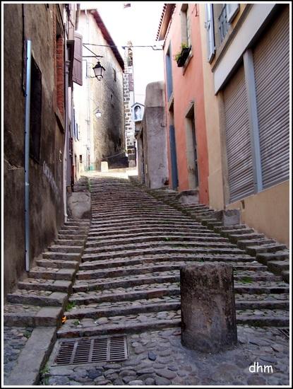 Les Escaliers - photos thème
