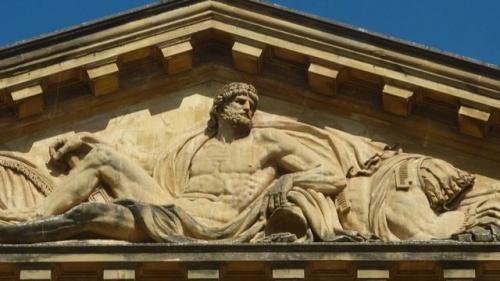 Devant le Palais de Justice (9 juillet 2011)
