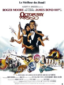 OCTOPUSSY BOX OFFICE FRANCE 1983