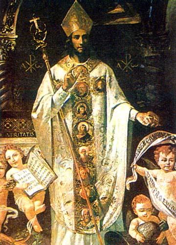 Saint Paulin de Nole. Evêque († 431)