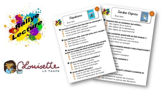 "Rallye ""Louisette la Taupe"""
