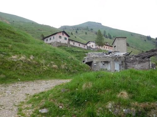 2/06/2017 Passo della Manina Val di Scalve BG Italie