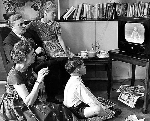La télé en famille encore