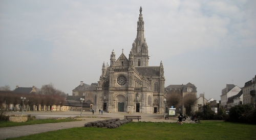 Basilique de Saint-Anne d'Auray