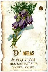 Les cartes de bonne Année