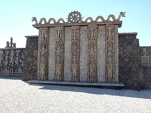 Porte des Géants