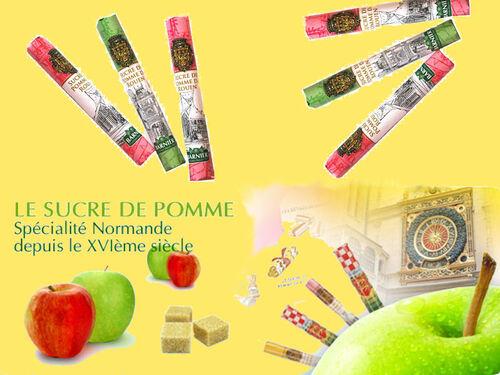 ♥ suite et fin des bonbons de France ♥