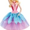 Poupée Barbie Rêve d\'une Danseuse Étoile, la robe de Christine transformée