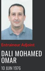 Dali mohamed Omar MCA 2020-2021