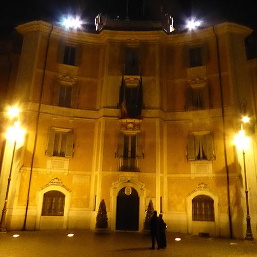 ENTRER EN ROME - 4