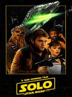 Solo : A Star Wars Story : Embarquez à bord du Faucon Millenium et partez à l'aventure en compagnie du plus célèbre vaurien de la galaxie. Au cours de périlleuses aventures dans les bas-fonds d'un monde criminel, Han Solo va faire la connaissance de son imposant futur copilote Chewbacca et croiser la route du charmant escroc Lando Calrissian… Ce voyage initiatique révèlera la personnalité d'un des héros les plus marquants de la saga Star Wars. ... ----- ...  Origine : Américain Réalisateur : Ron Howard Acteurs : Alden Ehrenreich, Woody Harrelson, Emilia Clarke Durée : 2h15 Genre : Science-Fiction, fantastique Date de sortie : 23 Mai 2018 Année de production : 2018 Critiques Spectateurs : 3,7