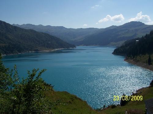 Photos paysages de Savoie
