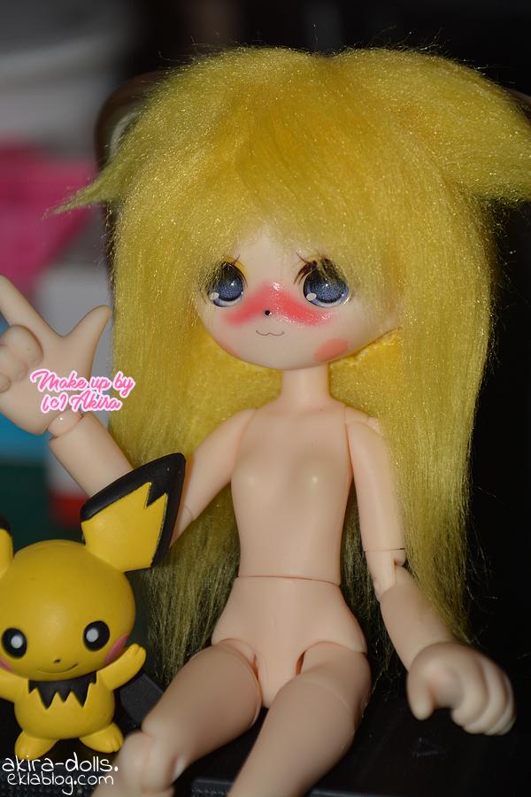 Rin 1/12 Pichu - Pokemon