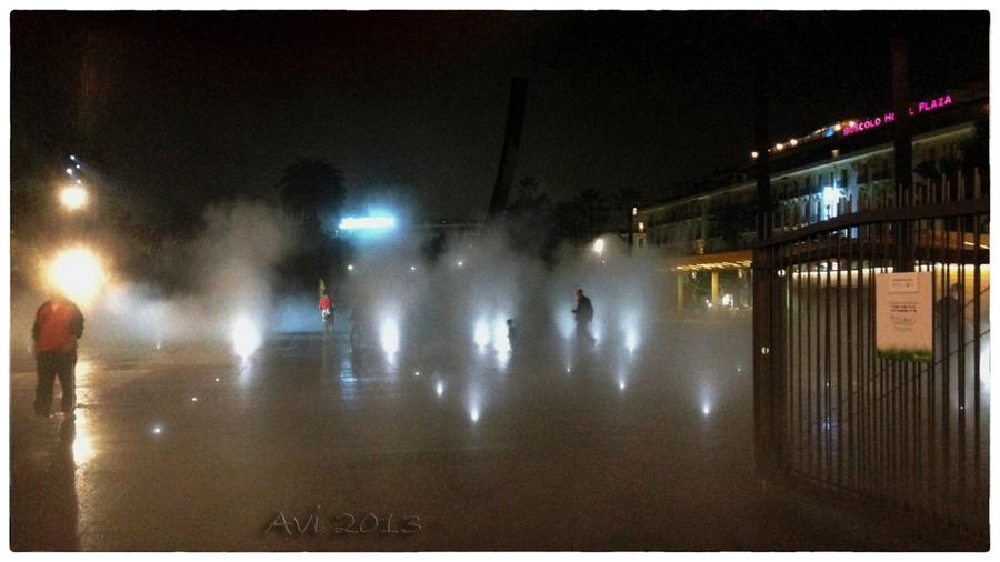 "La ""coulée verte"" inaugurée samedi dernier à Nice"