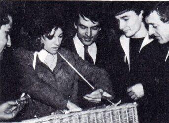 15 avril 1964 : Sheila à l'Olympia !