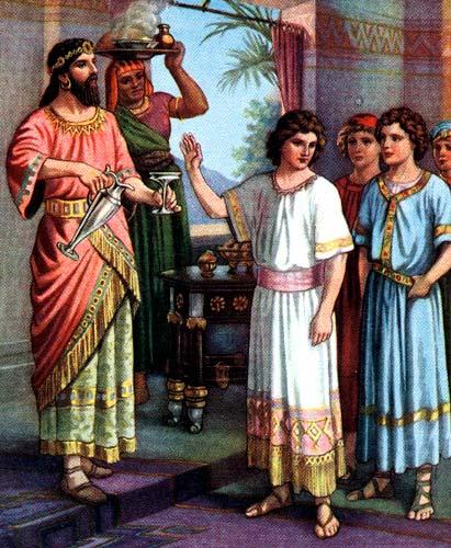 Image illustrative de l'article Livre de Daniel