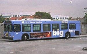 bus Santa Monica